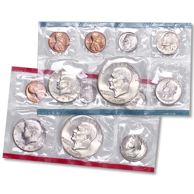 Image for 1973 U.S. Mint Set (13 coins), Uncirculated from Littleton Coin Company
