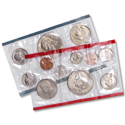 Image for 1978 U.S. Mint Set (12 coins), Uncirculated from Littleton Coin Company