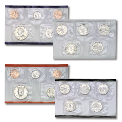 Image for 1999 U.S. Mint Set (18 coins), Uncirculated from Littleton Coin Company