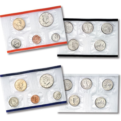 Image for 2000 U.S. Mint Set (20 coins), Uncirculated from Littleton Coin Company