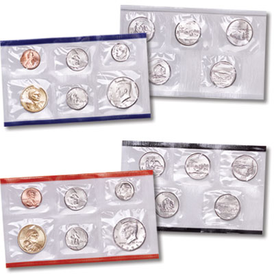 Image for 2005 U.S. Mint Set (22 coins), Uncirculated from Littleton Coin Company