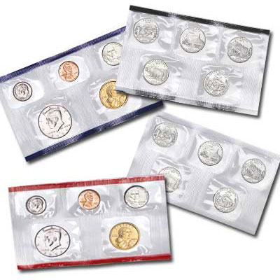 Image for 2006 U.S. Mint Set (20 coins), Uncirculated from Littleton Coin Company