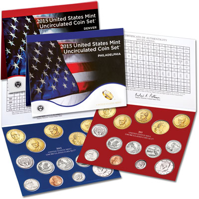 image for us mint set 28 coins from littleton coin company