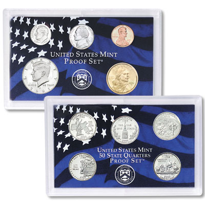 Image for 2000-S U.S. Mint Clad Proof Set (10 coins), Choice Proof, PR63 from Littleton Coin Company