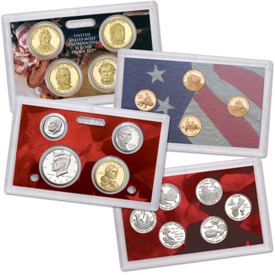 Image for 2009-S U.S. Mint Silver Proof Set (18 coins), Choice Proof, PR63 from Littleton Coin Company