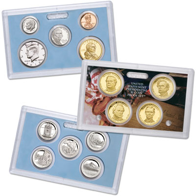 Image for 2010-S U.S. Mint Clad Proof Set (14 coins), Choice Proof, PR63 from Littleton Coin Company