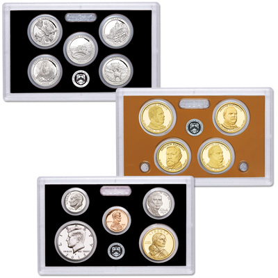 Image for 2012-S U.S. Mint Silver Proof Set (14 coins) from Littleton Coin Company
