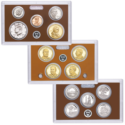 Image for 2013-S U.S. Mint Clad Proof Set from Littleton Coin Company