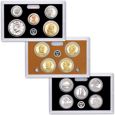 Image for 2013-S U.S. Mint Silver Proof Set (14 coins) from Littleton Coin Company