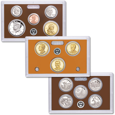 Image for 2016-S U.S. Mint Clad Proof Set from Littleton Coin Company