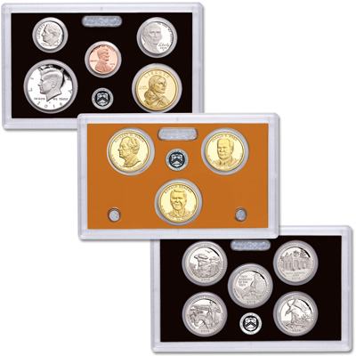 Image for 2016-S U.S. Mint Silver Proof Set from Littleton Coin Company