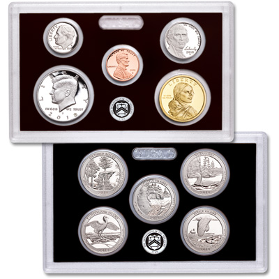 Image for 2018-S U.S. Mint Silver Proof Set from Littleton Coin Company