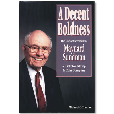Image for A Decent Boldness - Hardcover from Littleton Coin Company