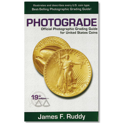 Image for Photograde, 19th Edition by James F. Ruddy from Littleton Coin Company