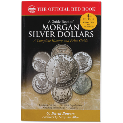 Image for The Official Red Book - A Guide Book of Morgan Silver Dollars from Littleton Coin Company