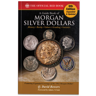 Image for A Guide Book of Morgan Silver Dollars from Littleton Coin Company