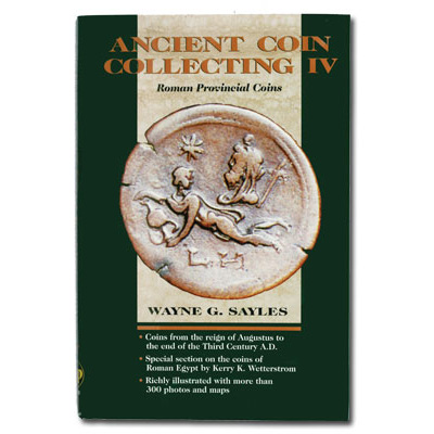Image for Ancient Coin Collecting IV: Roman Provincial Coins from Littleton Coin Company