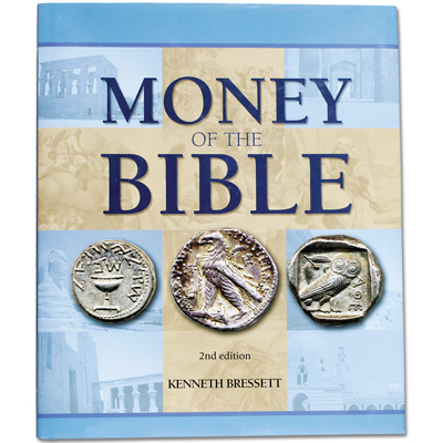 Image for Money of the Bible, 2nd Edition from Littleton Coin Company