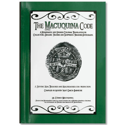 Image for The Macuquina Code from Littleton Coin Company