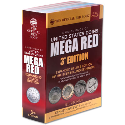 Image for 2018 Deluxe Guide Book of United States Coins from Littleton Coin Company
