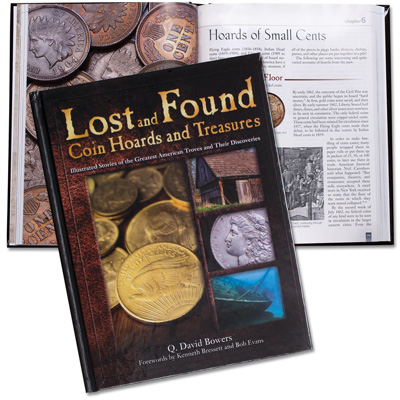 Image for Lost and Found Coin Hoards and Treasures from Littleton Coin Company