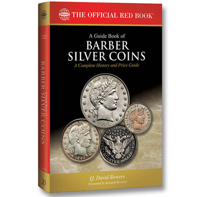 Image for A Guide Book of Barber Silver Coins from Littleton Coin Company