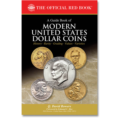 Image for A Guide Book of Modern U.S. Dollar Coins from Littleton Coin Company