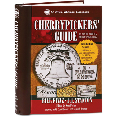Image for Cherry Pickers Guide to Rare Die Varieties from Littleton Coin Company