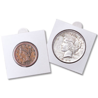 Image for Supersafe Self Seal Flips - Small Dollar from Littleton Coin Company