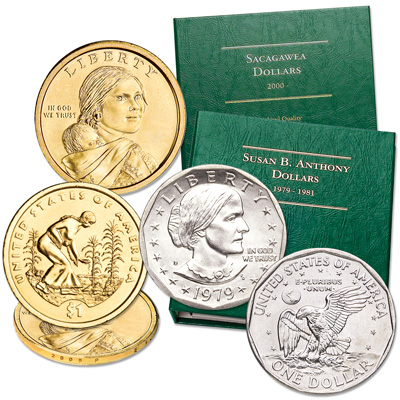 Image for 1979-2009 Deluxe Small-Size Dollar Set from Littleton Coin Company