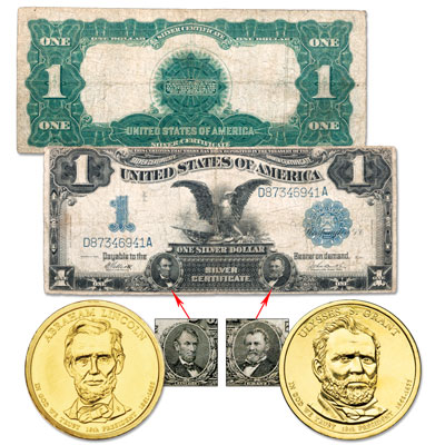 Image for 1899 $1 Silver Certificate