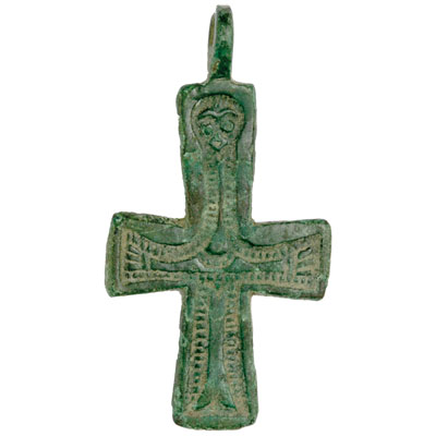 Image for A.D. 500-1500 Medieval Cross from Littleton Coin Company