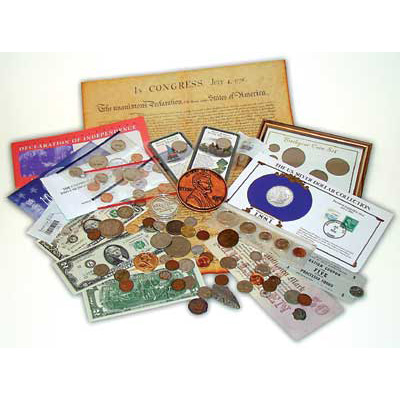 Image for Economy Mystery Treasure Trove from Littleton Coin Company