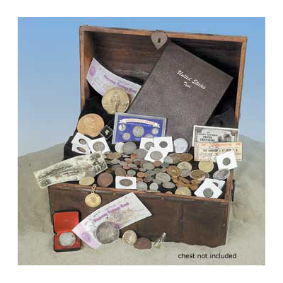 Image for Deluxe Treasure Trove from Littleton Coin Company