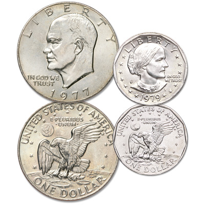 Image for 1971-1979 Moon Landing Set from Littleton Coin Company