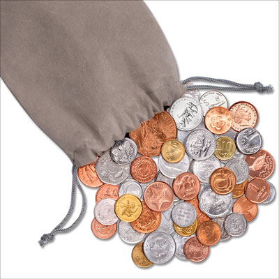 Image for 50 Coins from 50 Countries from Littleton Coin Company