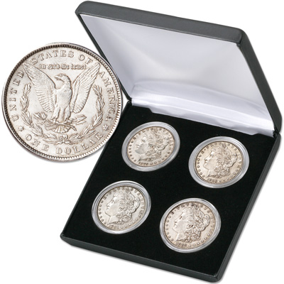 "Image for 1879-1882 ""P"" Mint Morgan Dollar Set from Littleton Coin Company"