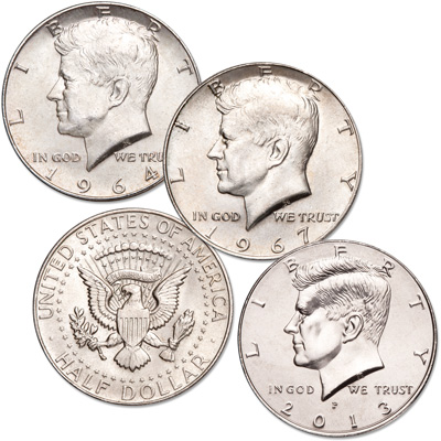 Image for 1964-2013 Ultimate Kennedy Half Dollar Composition Set from Littleton Coin Company