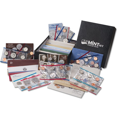 Image for 1968-1998 U.S. Mint Set Collection from Littleton Coin Company