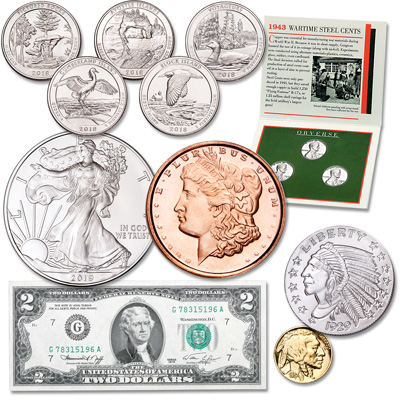 Image for Instant Collection of Top Picks from Littleton Coin Company