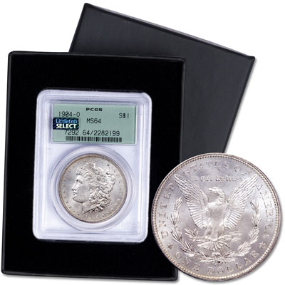 Image for 1904-O Morgan Dollar from Littleton Coin Company