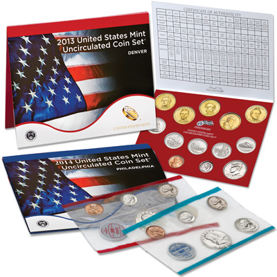 Image for 2010-2016 U.S. Mint Sets from Littleton Coin Company