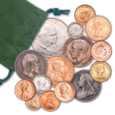 Image for Coins of the Kingdom Collection from Littleton Coin Company