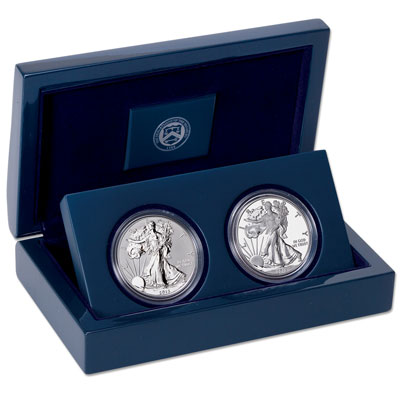 Image for 2013-W Silver American Eagle Set from Littleton Coin Company