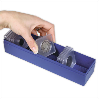 Image for Coin Storage Box For 2X2 Holders from Littleton Coin Company